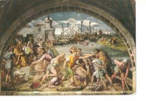 Postal 020324 : Room of the Fire, Vaticano