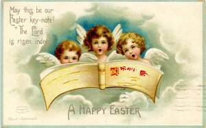 Greeting - Easter. Artist: Clapsaddle
