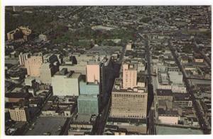 Wilmington, Delaware, An Early Birdseye View