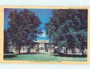1949 I.B.M. Homestead Endicott New York NY Q0835