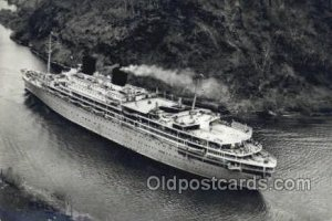 MS Willem Ruys Enlarged Continental Size Ship OceanLiner Unused