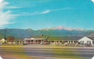 Colorado Colorado Springs Mount Vernon Motel