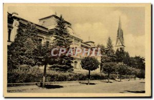 Old Postcard Varnsdorf