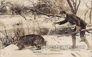 Salted 1909 WH Martin Postcards Post Cards Old Vintage Antique 1909 WH Martin...