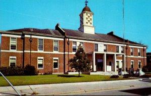 North Carolina Jacksonville Onslow County Court House