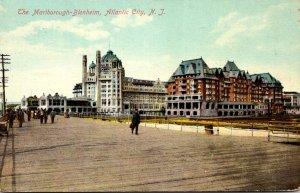 New Jersey Atlantic City The Marlborough-Blenheim 1909