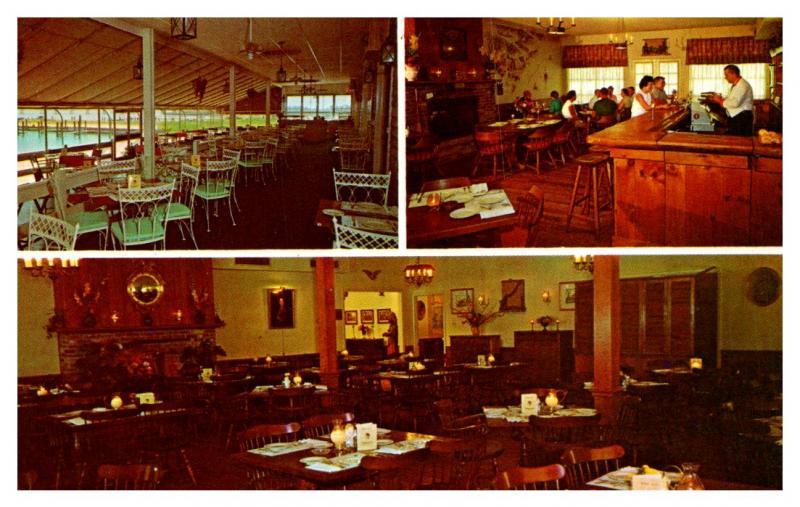 New Jersey Beesley's  Point , Tuckahoe Inn , Restaurant