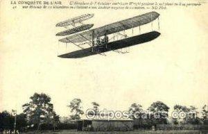 Wilbur Wright Early Air Unused