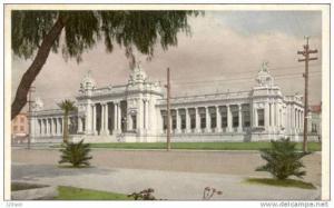 Court House, Riverside, California, 10-20s