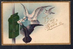 To My Love Birds