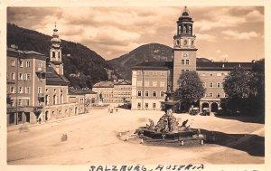 Salzburg Austria Unused