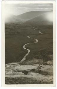 Ireland, Wicklow, View Towards Glendalough , RP PPC, Unposted, Privately Taken