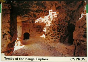 Cyprus Tombs of the Kings Paphos - posted 1983
