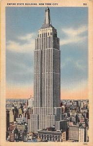 New York City, Empire State Building, Fifth Avenue