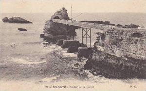 France Biarritz Rocher de la Vierge