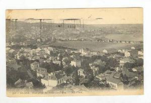 Vue Prise Du Boulevard Bru., Algiers, Algeria, Africa, PU-1920