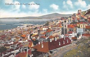 Gibraltar Bird's Eye View of the Town  Bird's Eye View of the Town