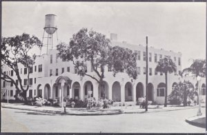 Palmetto FL - Lovely look at the Oaks Hotel, 1950/60s