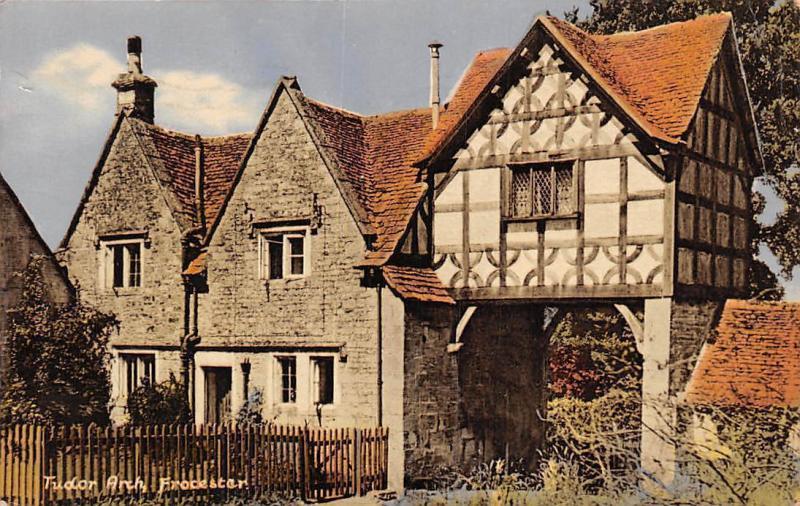 England Frocester, Tudor Arch 1968 / HipPostcard