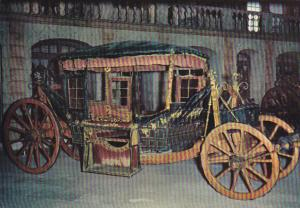 Coach Of King Philip III of Spain XVIIth Century National Museum of Coaches L...