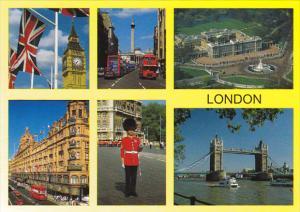 England London Multi View