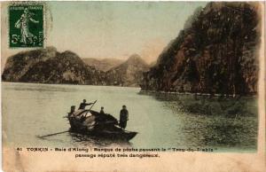 CPA Vietnam Indochina Tonkin-Baie d'Along . (550512)