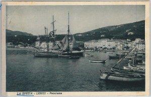 56178  -- CARTOLINA d'Epoca - LA SPEZIA  :  Lerici  1933