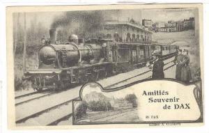 Dax (Landes), France, 00-10s , YTrain La gare