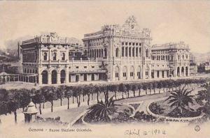Nuova Stazione Orientale, Genova (Liguria), Italy, 1900-1910s