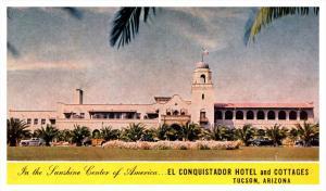 Arizona Tucson , El Conquistador Hotel and Cottages