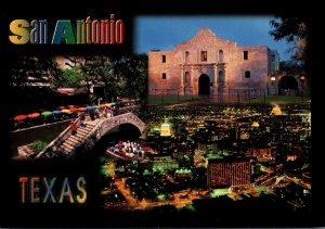 Texas San Antonio Multi View
