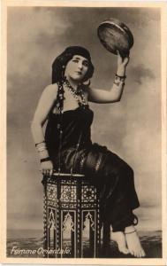 CPA Egypte  - Femme orientale (212921)