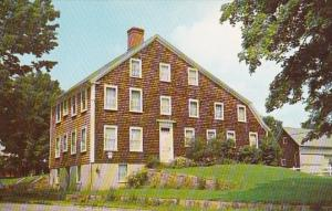 Rhode Island Coventry The Paine House Built 1668