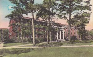 Anna Howard Shaw Hall, Women´s College, University of North Carolina, Greens...
