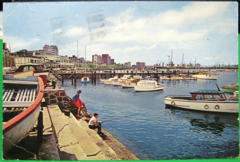 South Africa Natal Durban Yacht Club - posted 1967
