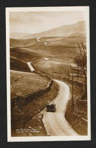 Kirkstone Pass Ambleside England RPPC Unused c1920s