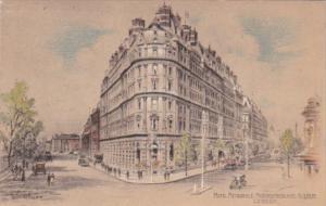 Hotel Metropole Northumberland Avenue London England