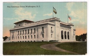 Washington, D.C., Pan-American Union