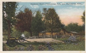 CHATTANOOGA, Tennessee, 1915; Snodgrass House, Chickamauga Park