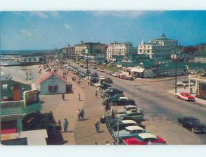 Pre-1980 BOARDWALK SHOPS & BEACHFRONT HOTELS Cape May New Jersey NJ B2363