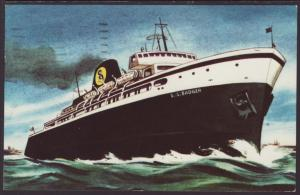 SS Badger,Ferry Steamer