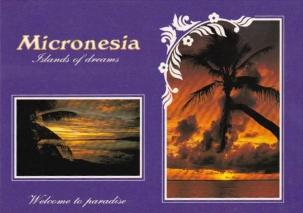 Micronesia Welcome To Paradise Multi View