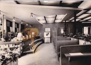 RP; Salle a manger TROPICANA, Jukebox, MONT-LAURIER , Quebec, Canada, 20-30s