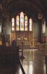 VANCOUVER, B.C. , Canada, 50-60s; The Chancel - Christ Church Cathedral