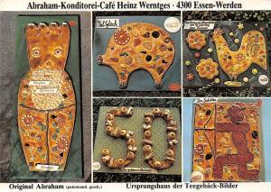 Abraham Konditorei Cafe Heinz Werntges Essen Werden Original Abraham