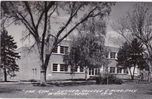 RP: The Gym , Luther College & Academy , WAHOO , Nebraska , 30-40s