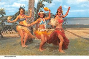 Tahitian Dancers - Hawaii