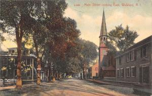 Wickford-North Kingstown RI St Paul's Episcopal Church~$350T-$500T* Homes c1910
