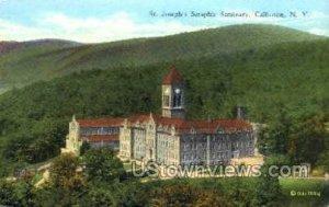 St. Joseph's Seraphic Seminary in Callicoon, New York