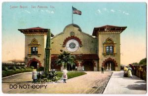 Sunset Depot, San Antonio Tex